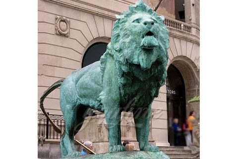 opular designs life size bronze lion sculptures for sale